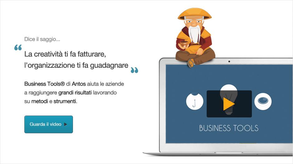 Business Tools di Antos